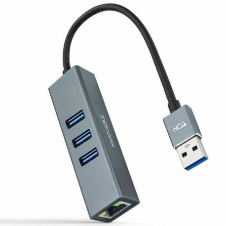 Homeplug Tp-link Powerline 500mb Pa4010pkit 1p Ethernet Pass-through Kit...