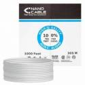 Cable Cordon Tubulaire 2x0,75mm C12 Oro 5mts