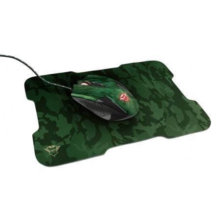 Alfombrilla Para Ratón Trust Gaming Gxt 754-l - Diseño Superficie L - Co...