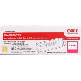 Amarillo Compatible Para Canon Lbp 5960, 5970, 5975-6k 702y