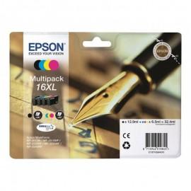Caja 5000 Grapas Rapid 44/6 Galvanizada