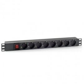Bandeja Viso Pp. Apilable 163x100x82 Mm.1 L. Azul