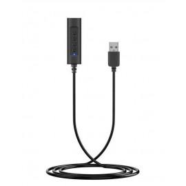 Papelera Plastico 306 Rejilla Azul Faibo 306-07