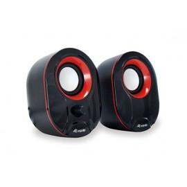 Papelera Plastico 306 Rejilla Burdeos Faibo 306-13