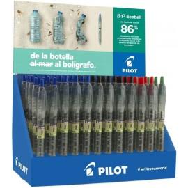 Bl. 6+2 Boligrafo Bic Cristal Fun 8963811