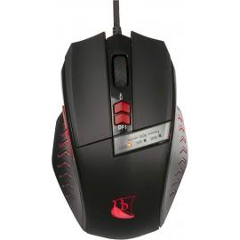 Bolsa Multiuso C/crem. B6-215x185mm Rojo 34126