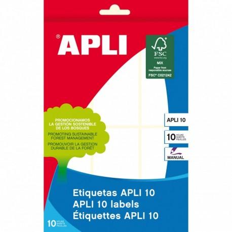 Separad. Esselte Carton Ind. Color A4 1-10pos.