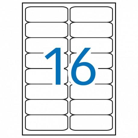 C. 50 Subcarp. Fade Simple A4 180gr Rojo
