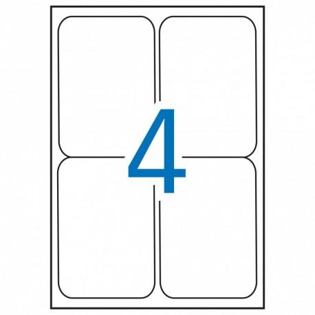 C. 50 Subcarp. Fade Simple Fº 180gr Azul