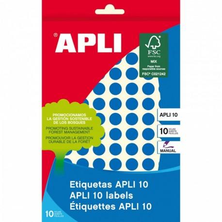 Caja Alm. Archivo 2000 14l 2.0 S/tapa Azul