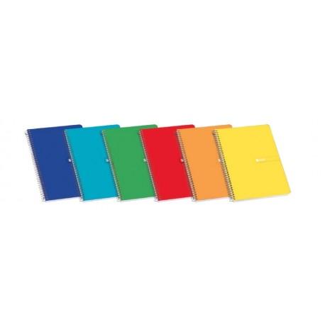 C. 5 Paq. 500h Pap. Navigator Organizer A4 80g 2t