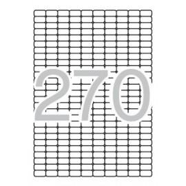 Carp. Gomas Forpus Plast. Barocco A4 Azul