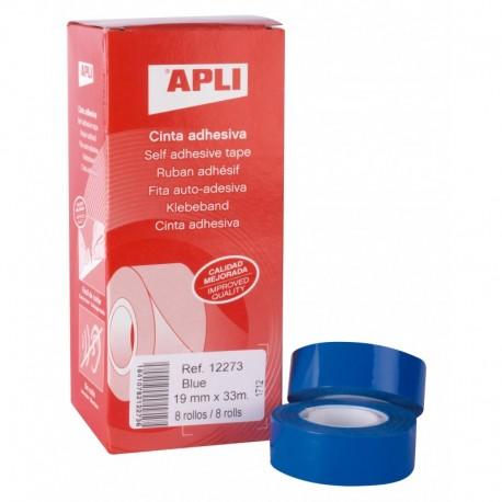 Camiseta 100% Algodon Premium Turin B195 Azul T.xl