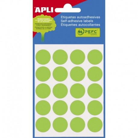 Carp. Clasif. Exacompta 12comp. C/goma A4 Verde