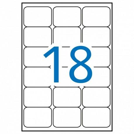 C. 50 Fastener Artes Plastico Colores