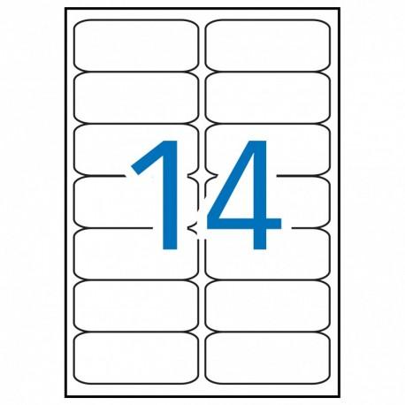 Sobre Office Box V-lock Velcro Vital Color A7 Nar
