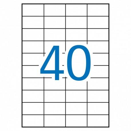 Sobre Office Box V-lock Velcro Vital Color A6 Ve