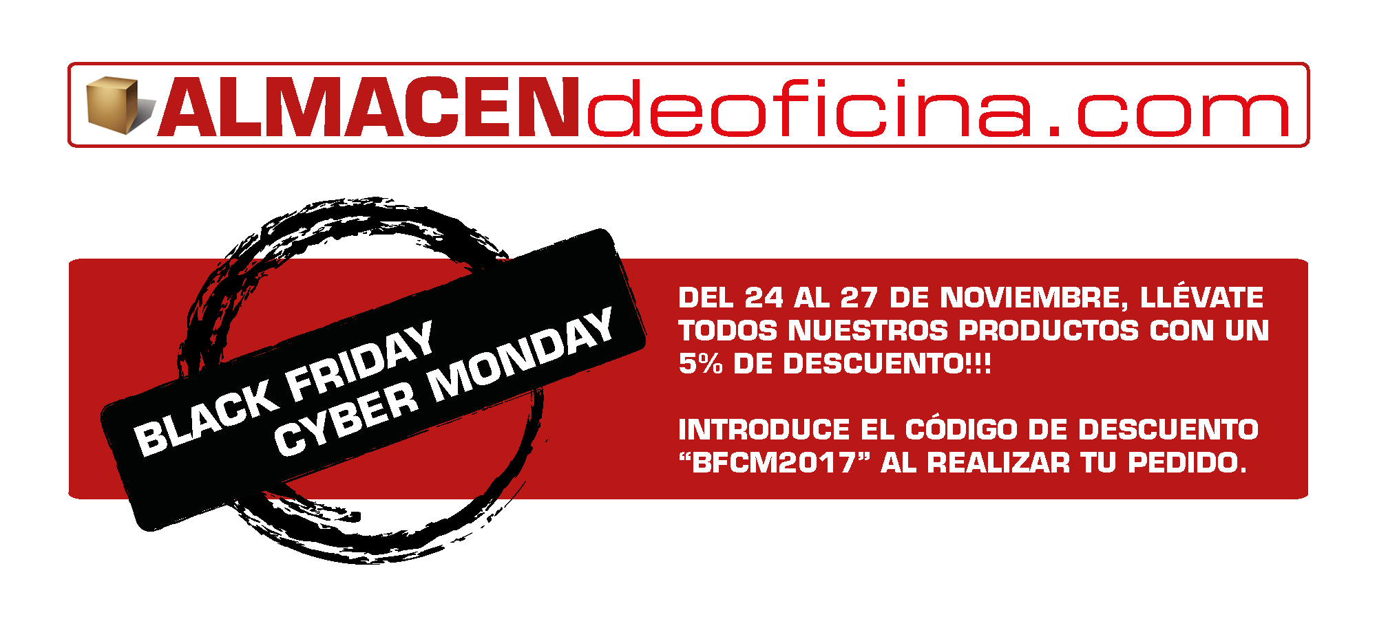 Black Friday y Cyber Monday 2017